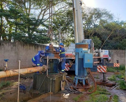 Bomba do poço Iguatemi queima e abastecimento no setor pode ser afetado