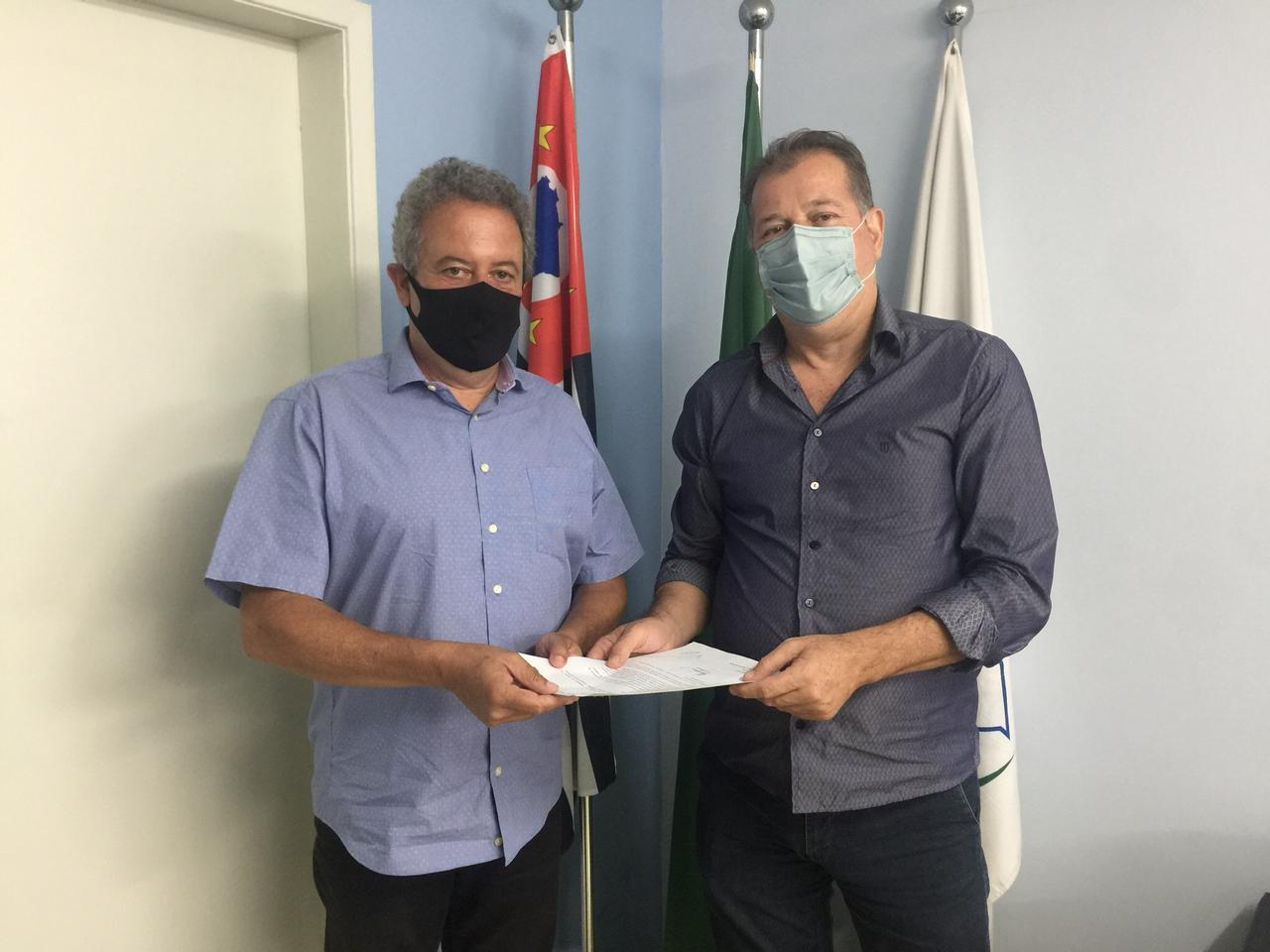 Reunião na Funasa busca recursos para obras de saneamento
