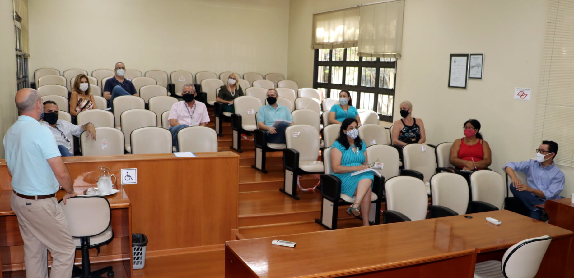 Comitê de Qualidade apresenta resultado de auditoria para diretoria