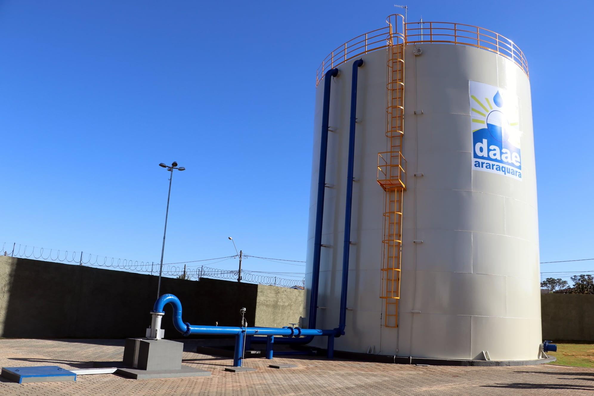 Daae: manutenção no poço do bairro São Rafael