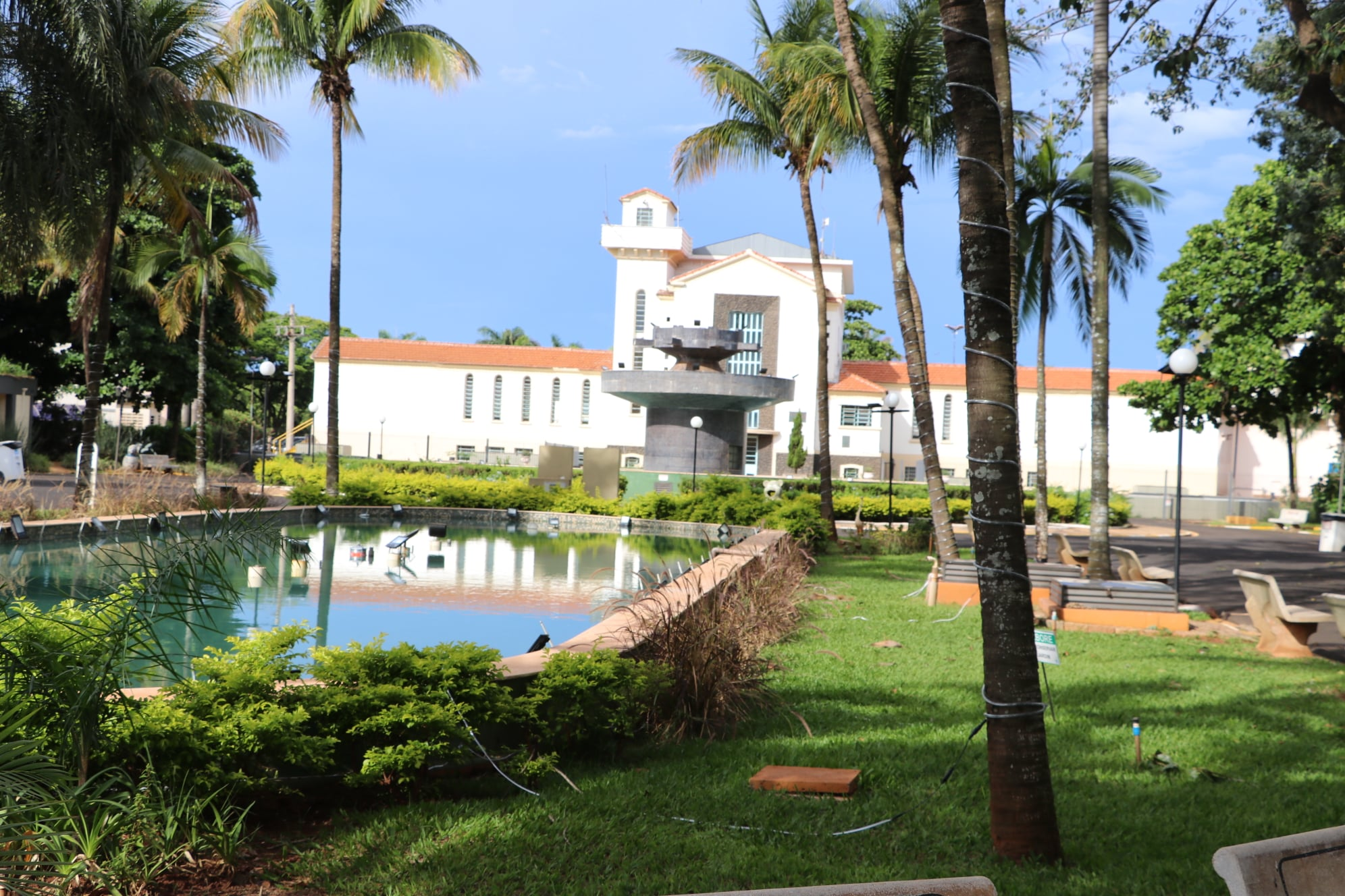 Aviso: baixa pressão de água na Vila Xavier e regiões da Fonte e Carmo (09/02)