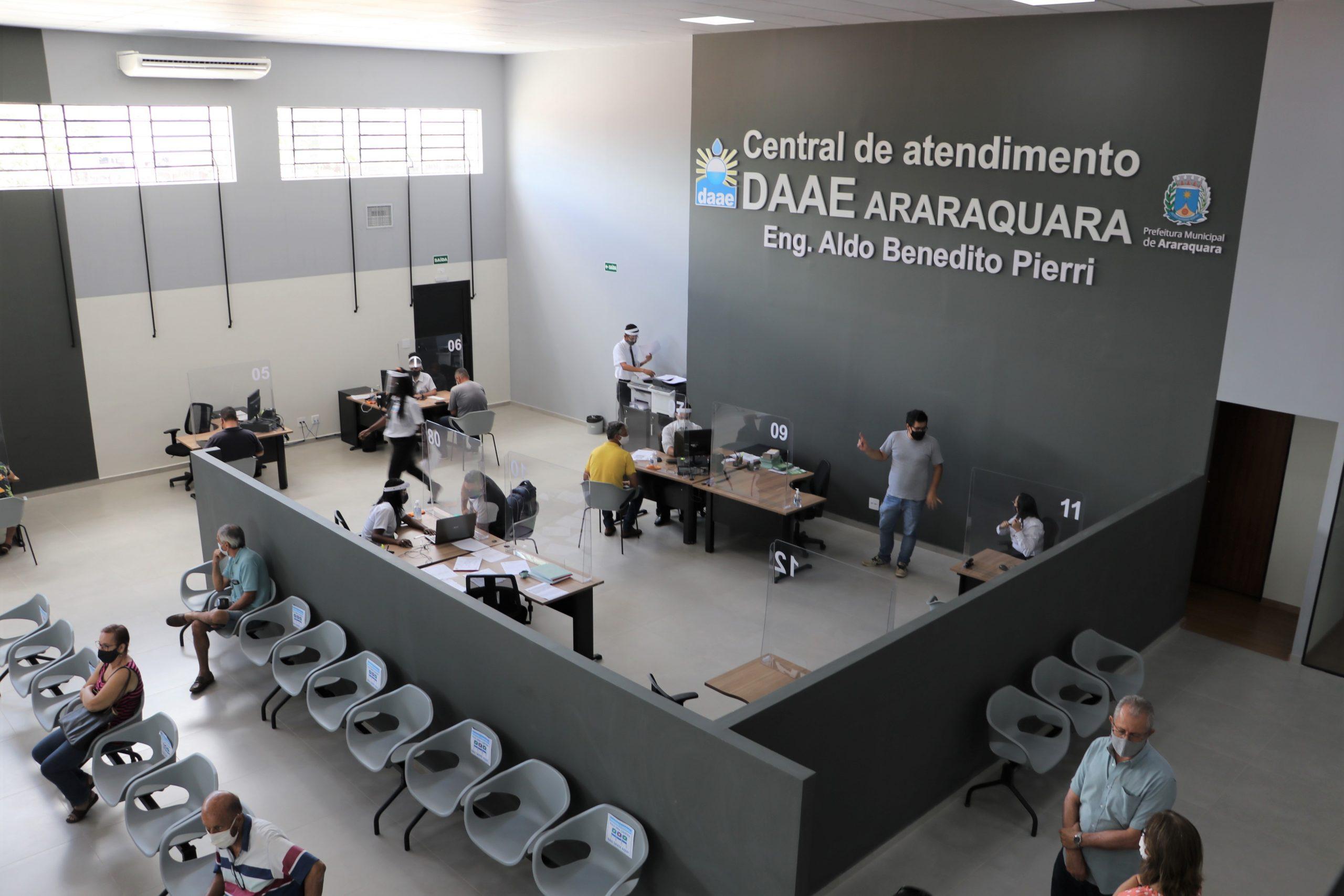 Daae amplia horário da Central de Atendimento